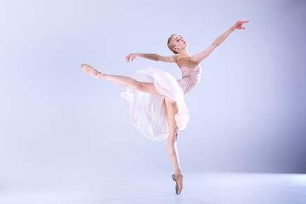 Image of a ballet dancer.